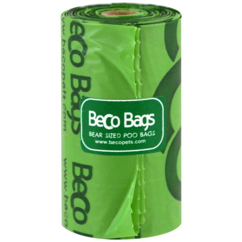Beco bags rollo bolsas degradables