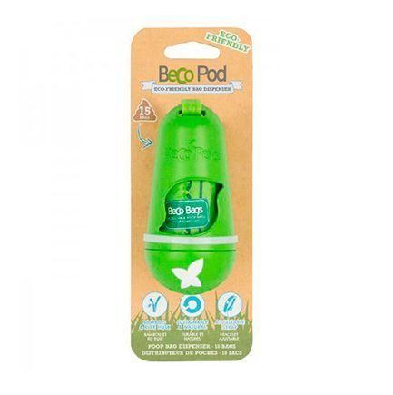 Beco pod (dispensador de bolsas)