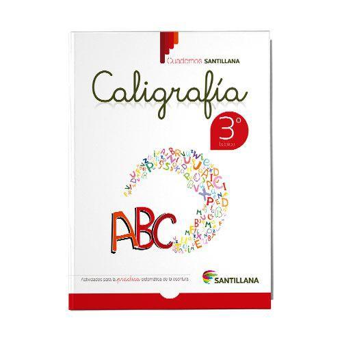 Caligrafía 3° básico