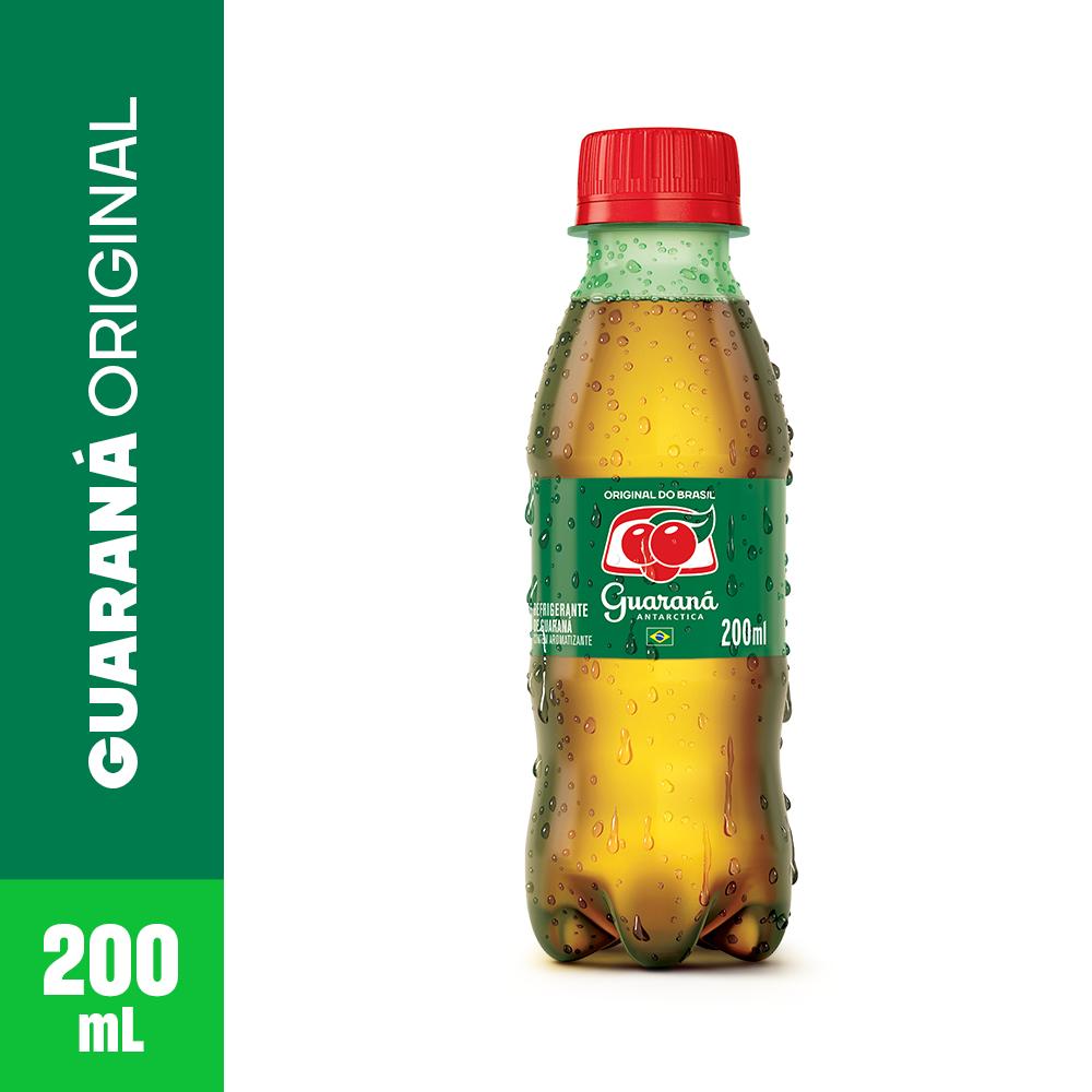 Refrigerante de guaraná