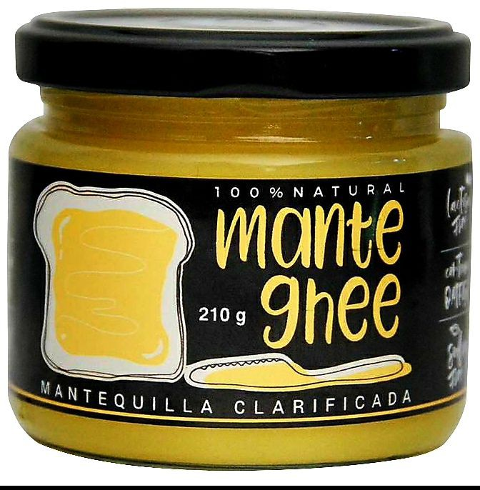 Mante ghee 210 gr