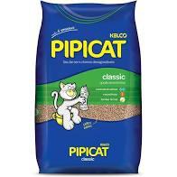 Areia higiênica Pipicat classic 12 Kg
