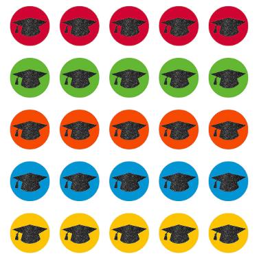 Confeti decorativo para graduación
