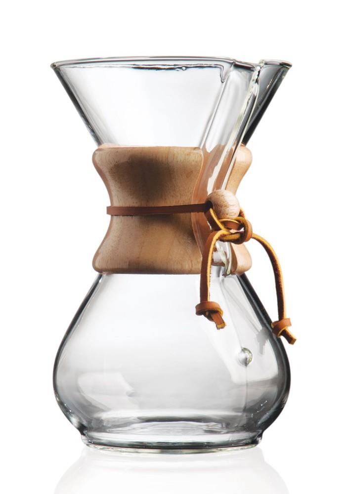 Jarra 6 tazas Caja con jarra de vidrio