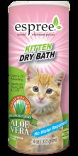 Shampoo seco para gatitos