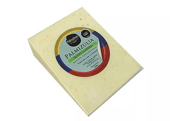 Palmizulia queso llanero