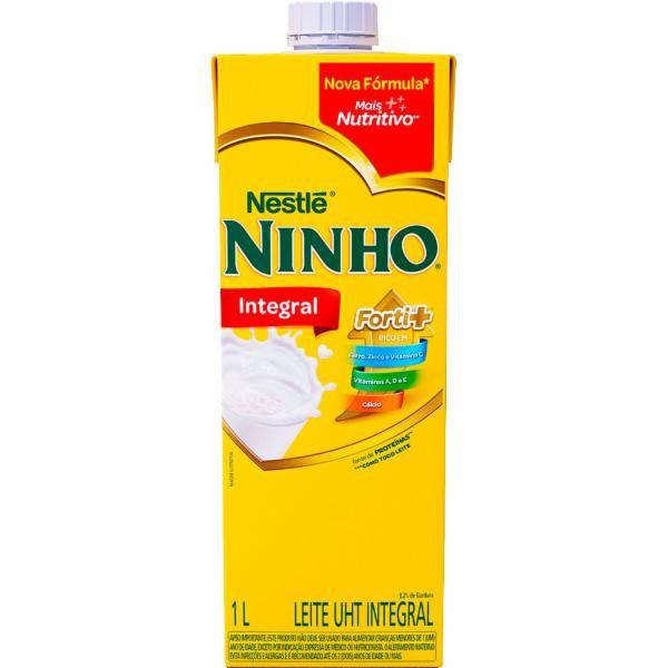 Leite integral Ninho