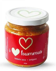 Hummus Tomate seco Orégano 230 grs