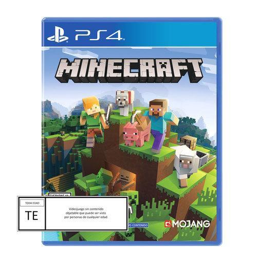 Minecraft Starter Collection PS4 1 un