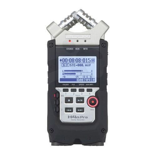 Grabadora de audio portátil H4NPRO