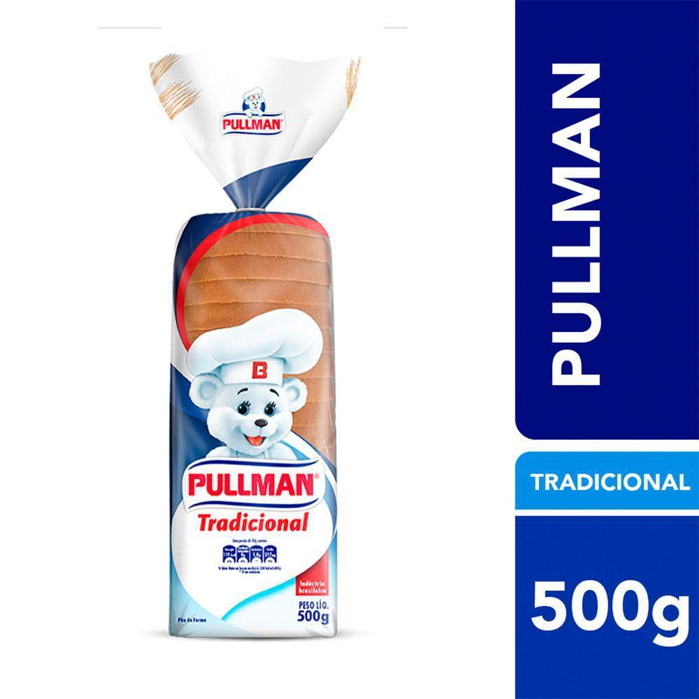 Pão de forma tradicional 480g