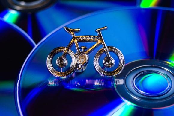 Bicicleta 3x4 mm