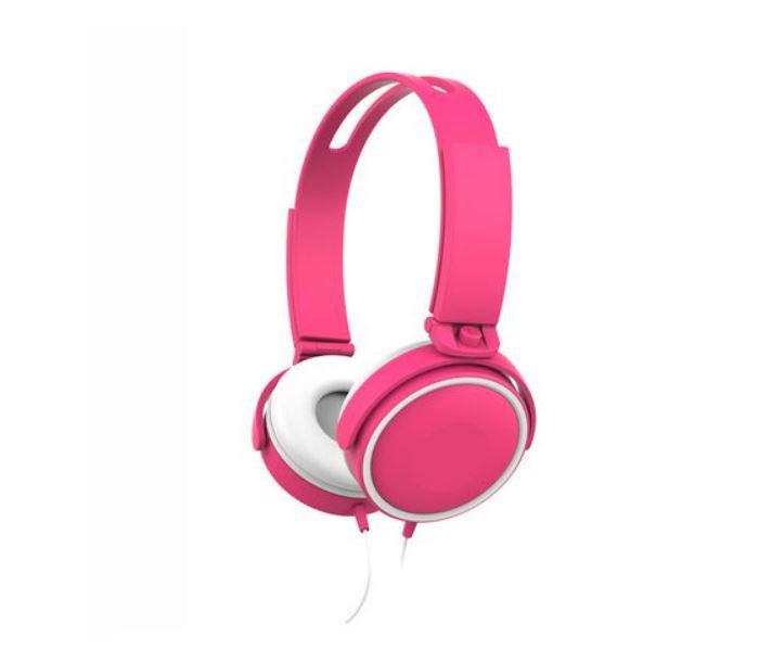 Audífonos kids rosa
