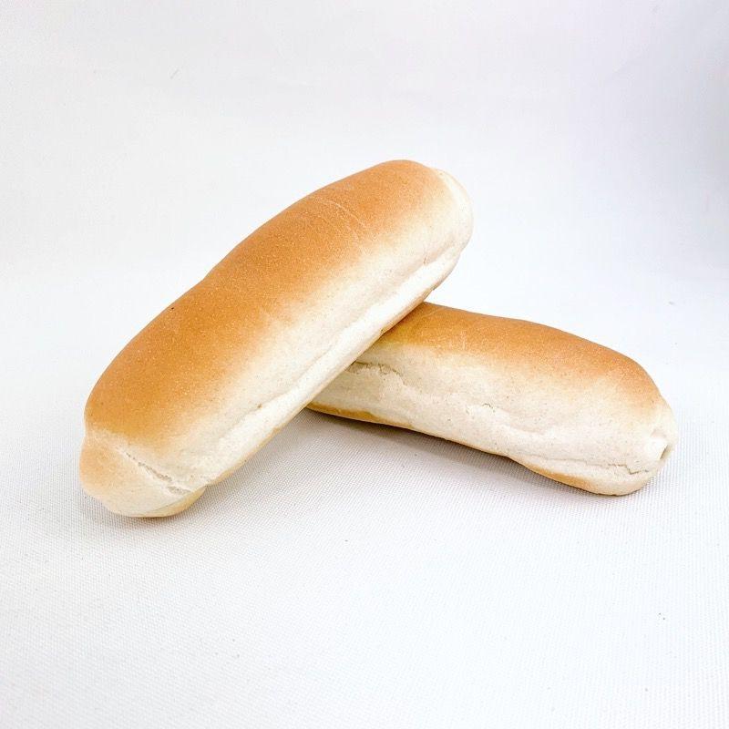 Lengua hot dog 60 grs. Aprox