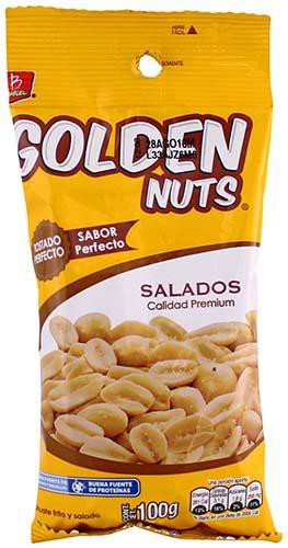 Cacahuates Golden sal y limon