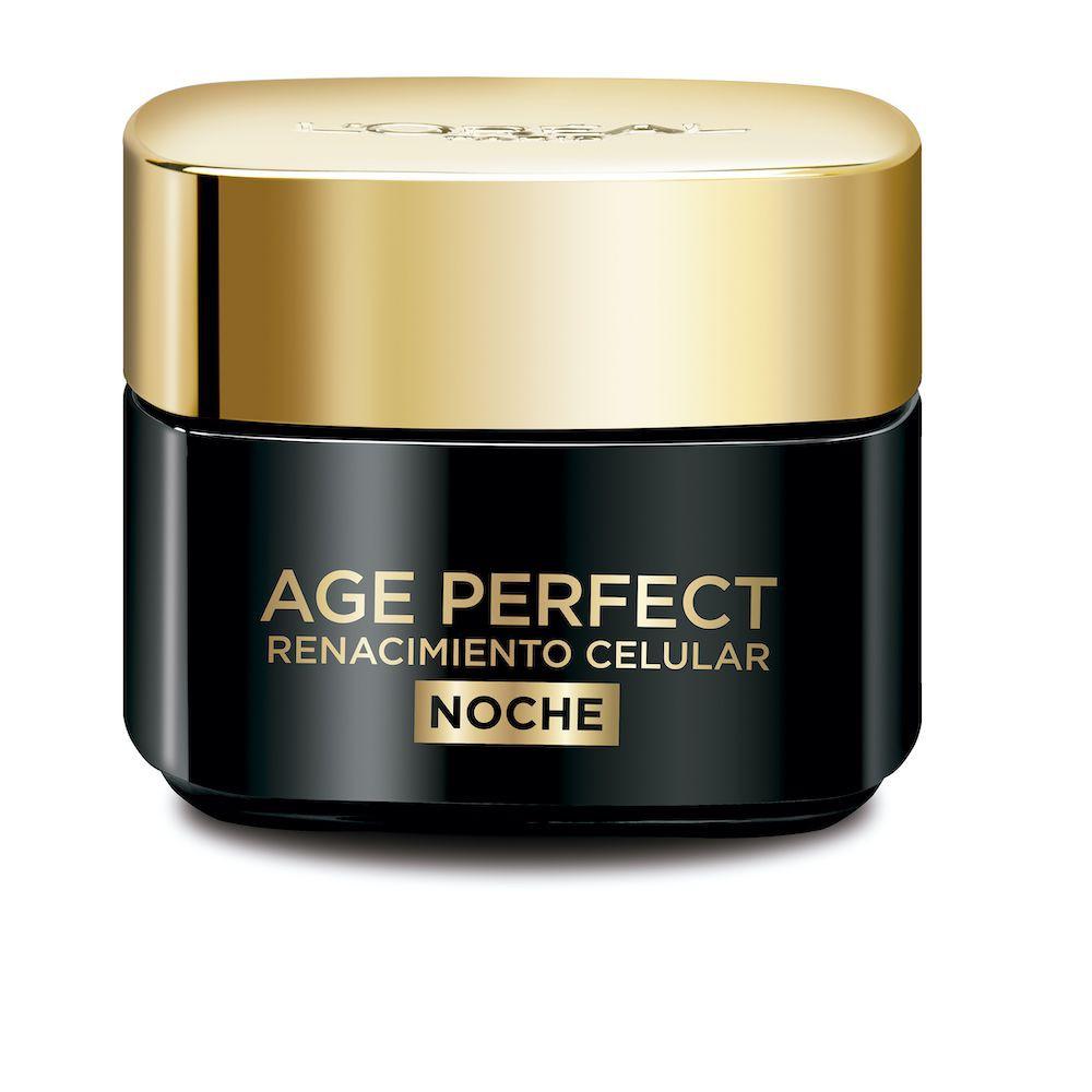 Crema facial noche age perfect