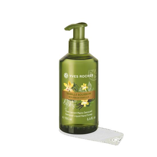 Sensual liquid hand soap - bourbon vanilla 190 ml