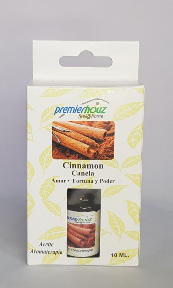 Aceite aromaterapia para difusor de Canela