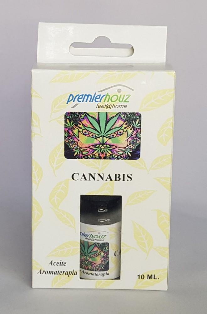Aceite de aromaterapia para difusor de cannabis