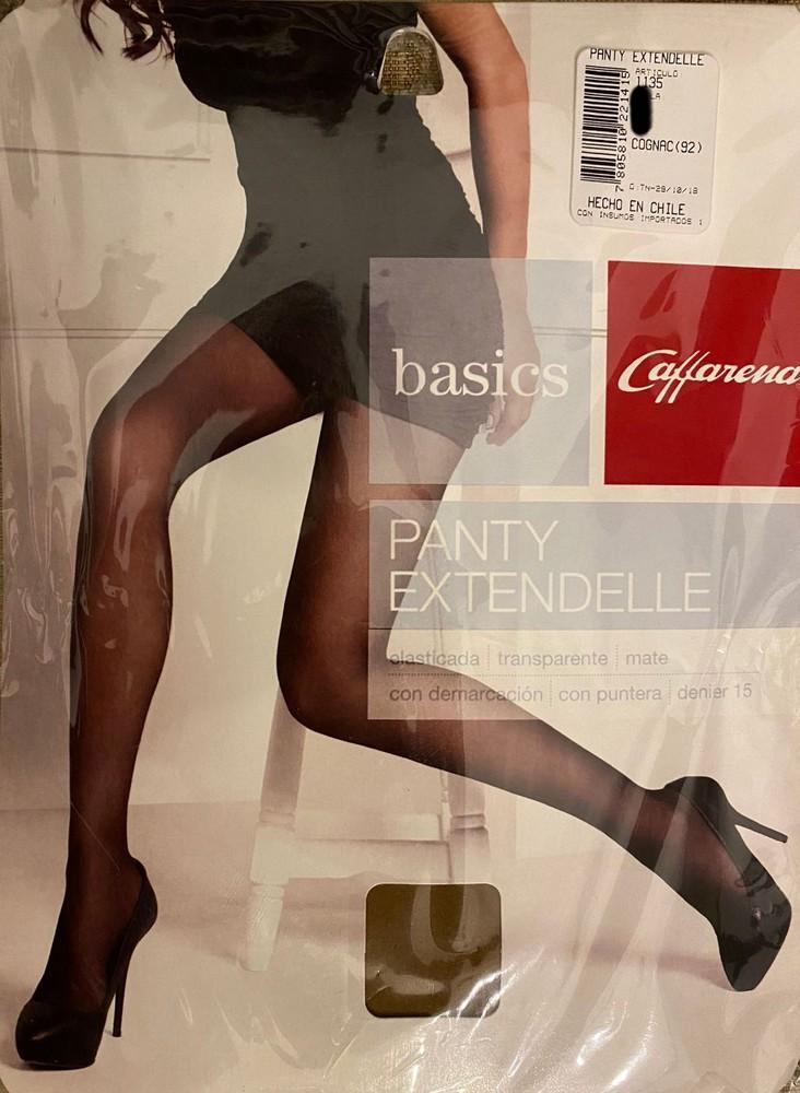 Panty Extendelle Basics Talla 2 Cognac