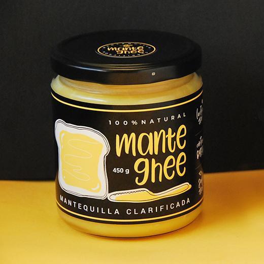 Mantequilla clarificada 450gr.