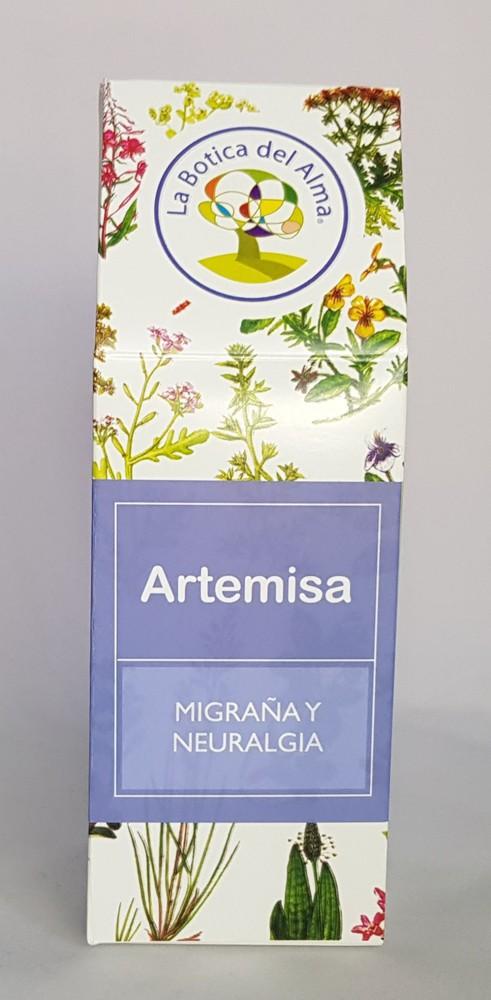 Artemisa infusión