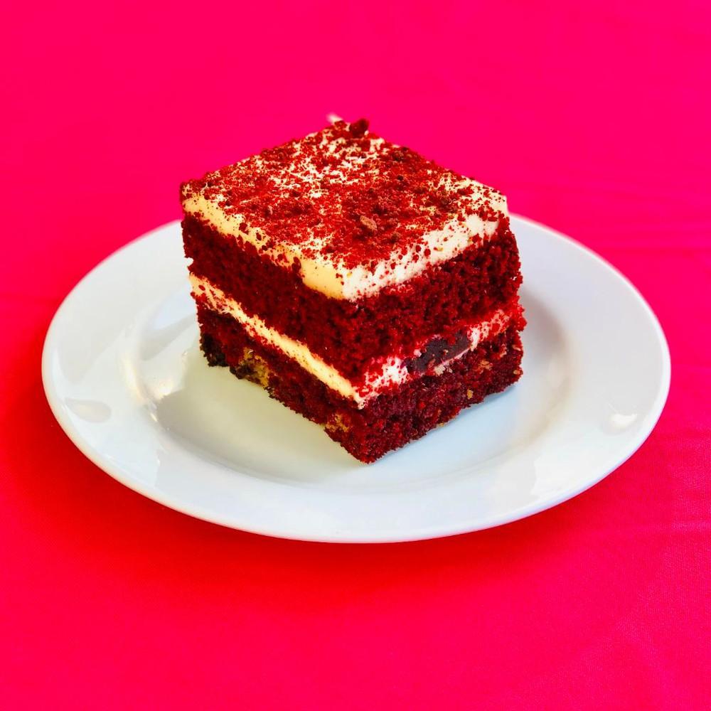 Torta Red Velvet Porción individual
