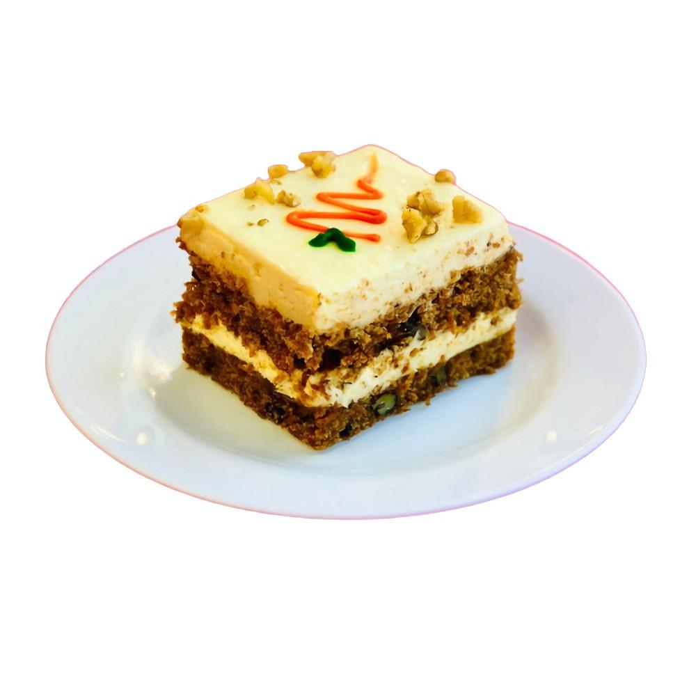 Torta carrot cake Porción individual