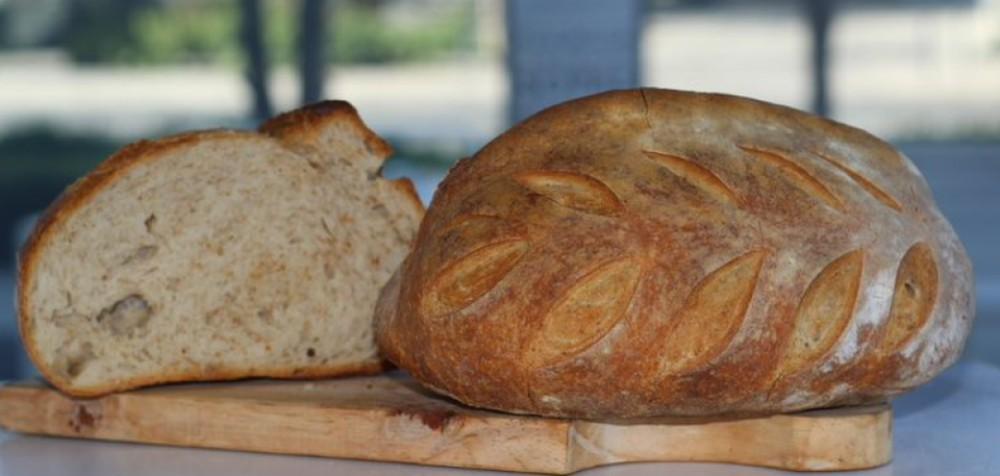 Pan de campo   masa madre Unidad