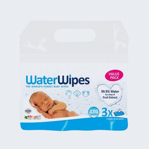 Waterwipes 180 unidades