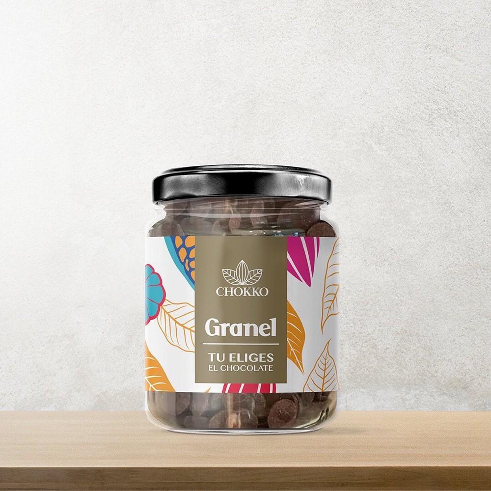 Chocolate de leche 38% cacao granel