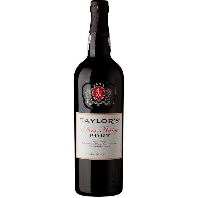 Vinho do Porto ruby tinto