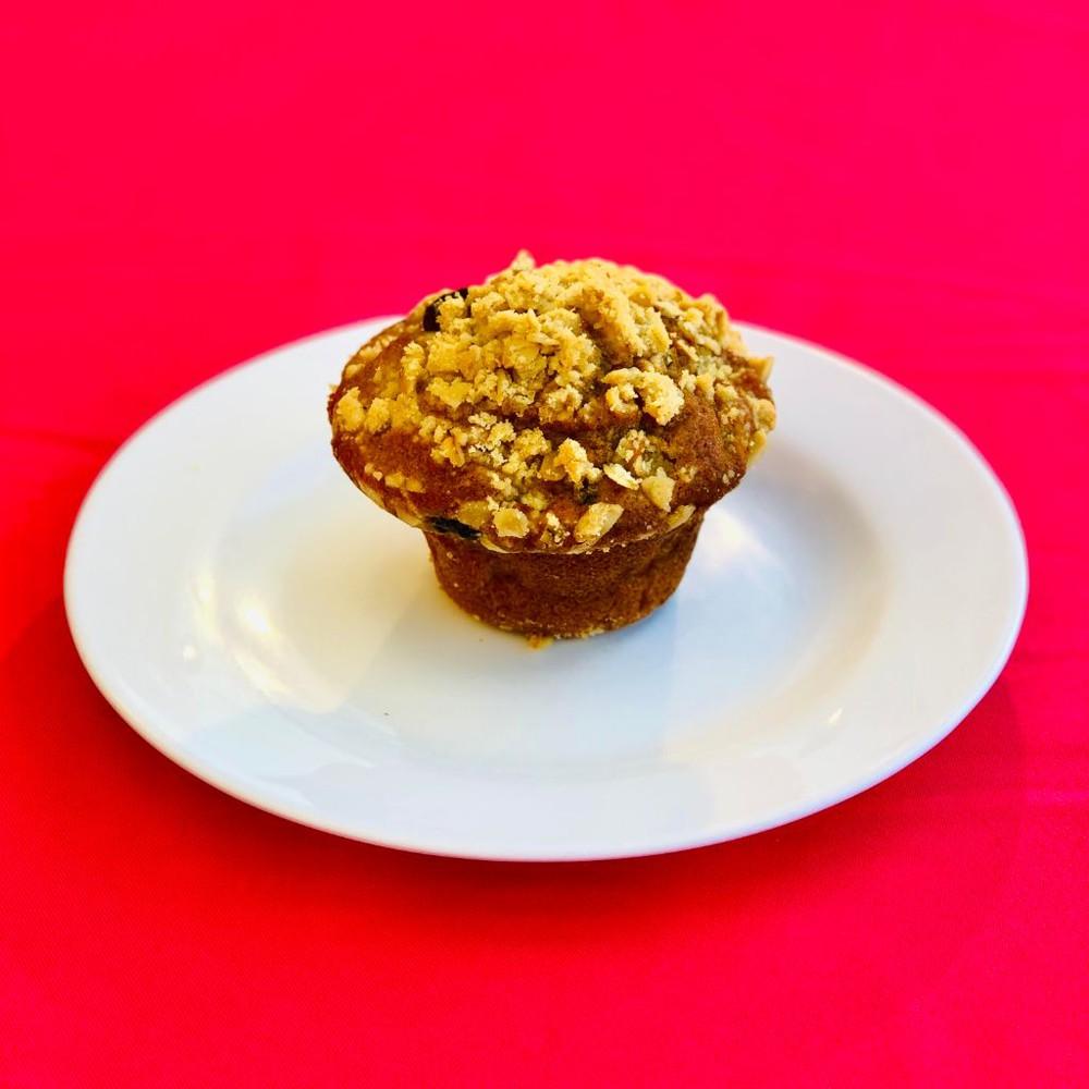 Muffin Manzana Porcion individual 188gr