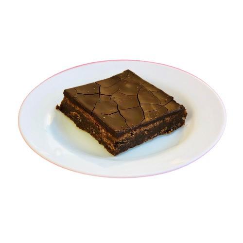 Brownie tradicional Porción individual
