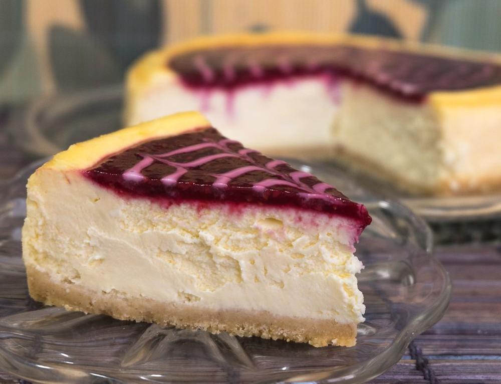 Porción Cheesecake Clásico