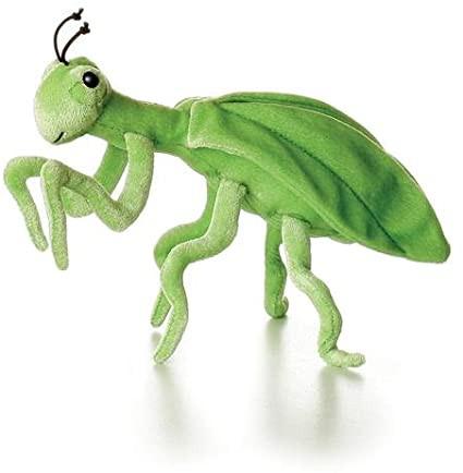 Mantis religiosa en peluche ultra suave Tamaño en cms : 19 x 4 x 6