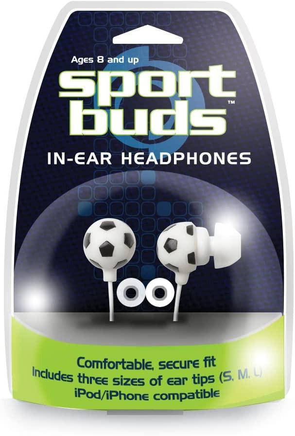 Audifonos balón de futbol marca hog wild Blister 9x2x13 cms
