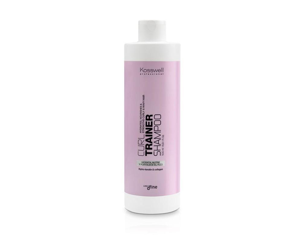 Curl trainer shampoo