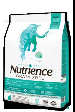 Grain free cat indoor