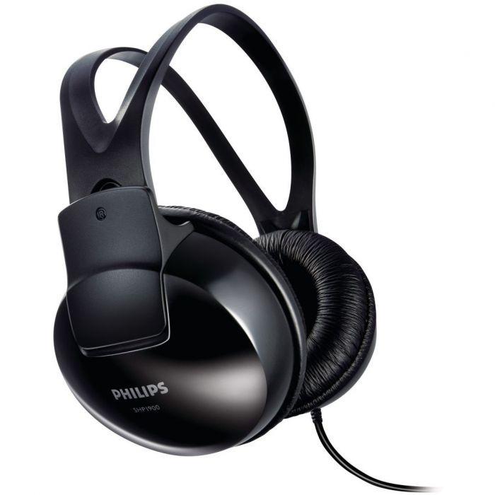 Audífonos negros SHP190010