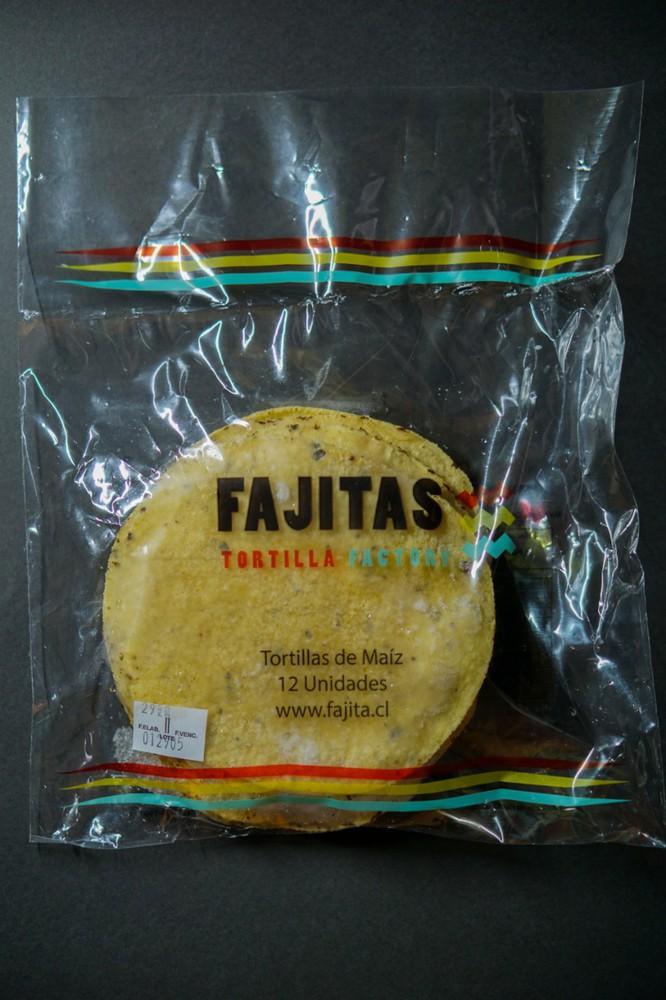 """Tortillas de maíz 5"""" 12 u"""