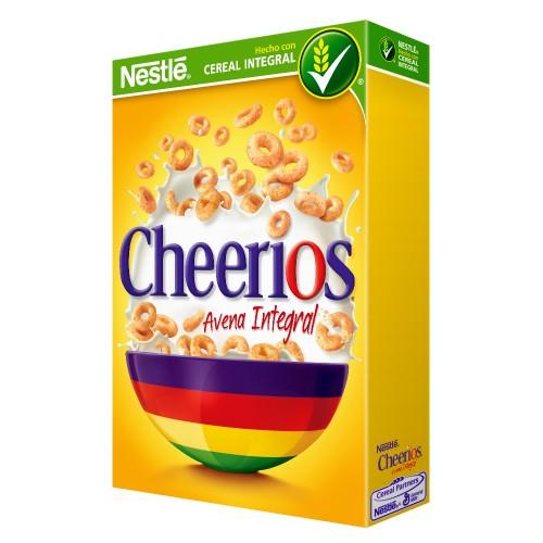 Cereal de avena integral