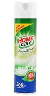 Desinfectante aerosol home care (tanax) 360 ml