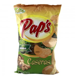 Papas Caseras Sabor Jalapeño