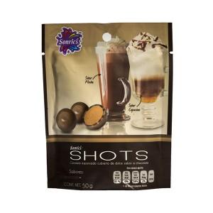 Caramelo Shots sabor capuccino mocha