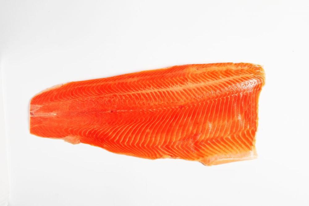 Filete de trucha Sin Piel Piezas de 550 a 800 g.