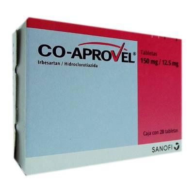 Co Aprovel 150 mg/12.5 mg