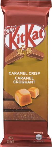 Nestle Kit Kat Caramel Crisp