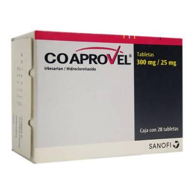 Coaprovel 300 mg/25 mg