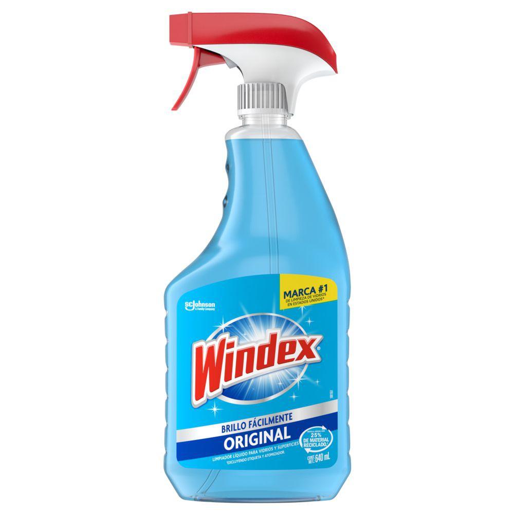 Limpiador para vidrios original